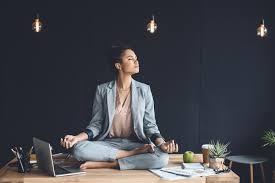 office meditation. Office Meditation E