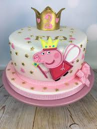 Peppa Pig Birthday Cake Tips For Specialty Cupcakes Tips For Top
