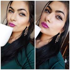 we love this look by rati from indian makeup and beauty with cosmetics from