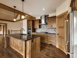 Kitchen Cabinet Natural Maple Hardwood Floor Haydenprimar