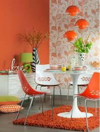 orange dining room decorating orange rooms room decorating minimalist diy dining room decorating