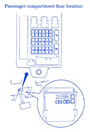 2005 mitsubishi endeavor fuse box wiring diagram tutorial Mitsubishi Lancer Positive Post Terminal Diagram at 2005 Mitsubishi Lancer Fuse Box Diagram