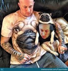 Guy With His Beloved Pet by Fraunhofer - Meme Center via Relatably.com