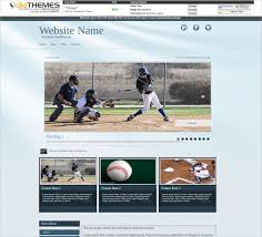 Baseball Websites Templates Free Baseball Team Website Templates Baseball Websites Templates