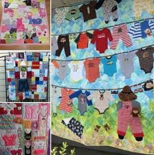 DIY Baby Clothes Memory Quilt Pattern Video Tutorial & Here's a way to preserve those precious memories. We love this DIY Baby  Clothes Memory Quilt Tutorial and you will too … Adamdwight.com