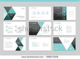 vector royalty free 588073208 shutterstock page layout design template for presentation and brochure annual report flyer and book page