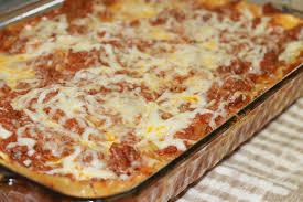 Classic Lasagne Classic Lasagna Hall Nesting