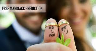 Marriage Prediction By Date Of Birth And Free Online