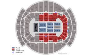Complete Richmond Coliseum Seating Chart Wwe Raw 2019
