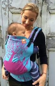 tula baby wrap baby carrier ripple full wrap conversion tula baby ...
