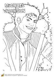 Small Picture Michael Jackson Coloring Pages For Kids And For Adults