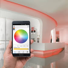 iphone controlled lighting. Adjust Color Changing Lights With The Wi-Fi® LED Lighting Controller And Armacost Lighting\u0027s Iphone Controlled A