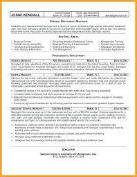Restaurant Manager Resume Skills Resturant Manager Resume 7 Best Restaurant Manager Resume With