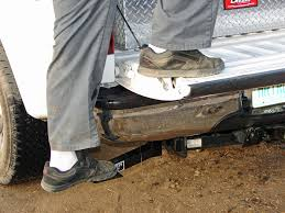 access step to your truck bed - welcome to mrtrailer.com