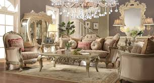 Victorian Style Living Room Furniture Piece Homey Design Hd 8018 Marbella Bedroom Set Homey Design Hd