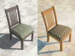 image of recovering dining room chairs style