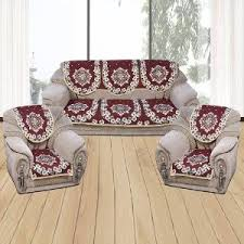sofa covers. Wonderful Covers Midha Groups 6 Pc Cotton U0026 Polyester Sofa Cover Set  Sets   ShopCJ And Covers