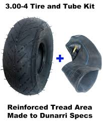 3 00 4 Tire Inner Tube Combo For Razor Pocket Rocket Razor E300 E325 Ezip 4