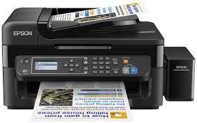 L565 Epson Color Printer Inkl L