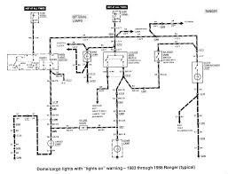 1983 ford wiring diagram perkypetes club 1983 ford f150 radio wiring diagram 1983 ford f150 alternator wiring diagram ranger bronco ii electrical diagrams at the station dome cargo