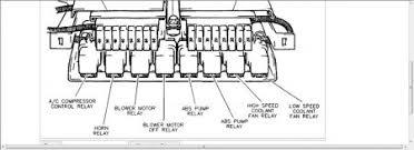 1993 buick lesabre relay diagram vehiclepad 1995 buick lesabre a c won