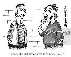 door lock and key cartoon. Locked Out Cartoon 1 Of 41 Door Lock And Key K