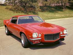Auction results and data for 1972 Chevrolet Camaro - conceptcarz.com