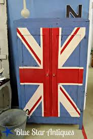 Blue Star Antiques: Here's to the Union Jack