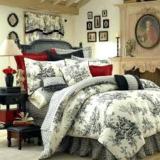 toile bedding sets french bedding sets country french comforter sets bedding the best view now toile bedding