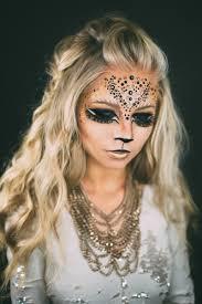 lion s makeup