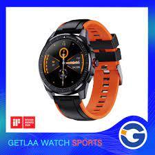 Đồng hồ thông minh cho thể thao Màn hình lớn Theo dõi nhịp tim Chất liệu  hợp kim 50+ màn hình Đồng hồ nam - Đồng hồ nam