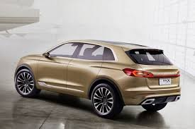 2018 lincoln exterior colors. wonderful lincoln 2018 lincoln mkx rear in lincoln exterior colors