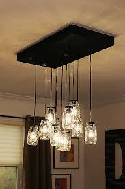 paper lantern light kit beautiful diy mason jar chandelier
