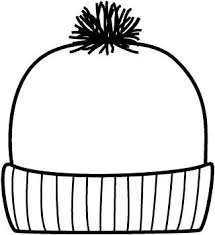 Small Picture Free Winter Coloring Pages full page image with words applique