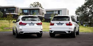 bmw x5 models difference