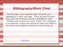 Mla Format How To Use Mla Format In Your Research Paper And For Your