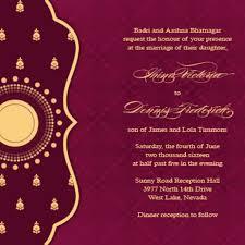 26 Lovely Online Hindu Wedding Card Maker Tactusbandcom