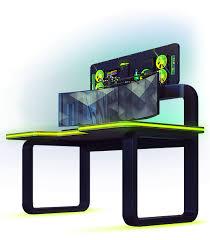стол для геймера без проводов - BOILING MACHINE