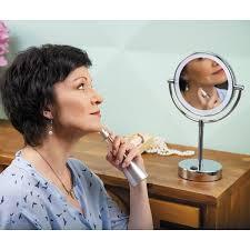 <b>Косметическое зеркало Wasserkraft K-1005</b> с подсветкой купить в ...