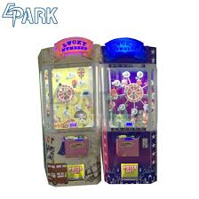 Toy Vending Machine For Sale Classy China Amusement Lucky Number Toy Vending Game Machine For Sale