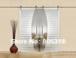 interior barn doors contemporary frosted glass barn. Modern Interior Glass Sliding Barn Door Hardware Double Hardware-in Doors From Home Improvement On Aliexpress.com | Alibaba Group Contemporary Frosted D