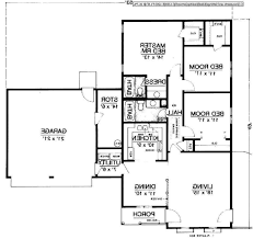 Architectural Designs Most Popular Plans Loversiq Designing Houses  Architecture Tree House Ranch Floor Plan Nice Black White Picturesque Tiny  And