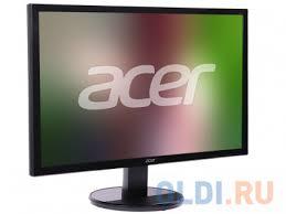 """<b>Монитор</b> 24"""" <b>Acer K242HLBID</b> Black — купить по лучшей цене в ..."""