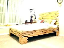 full size of twin bed frame with trundle homemade wood futon bunk architectures fascinating easy
