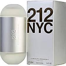 Carolina Herrera 212 Perfume for Women 3.4 oz Eau ... - Amazon.com