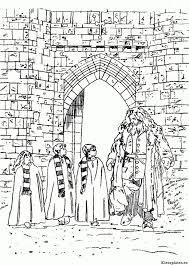 Harry Potter En De Steen Der Wijzen Kleurplaat 4231 Kleurplaat