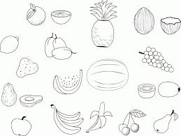 Small Picture 50 best coloring sheets images on Pinterest Drawings Food and Fruit