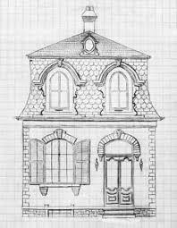Vintage House Plans   Free Online Image House Plans    Second Empire Victorian House Plans on vintage house plans