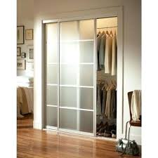 good closet door home depot best new office image on dining room frosted glass sliding mirror