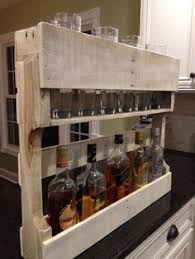pallet liquor rack. Brilliant Rack Liquor Rack I Made Holds Shot Glasses Whiskey And Of Course Your With Pallet I